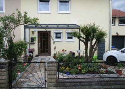 Multiraum-Überdachungen-Vordächer und Eingang