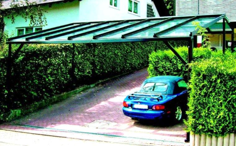 Carports und Unterstellplätze gefertigt von der Spröba Insektenschutz und Alutechnik GmbH