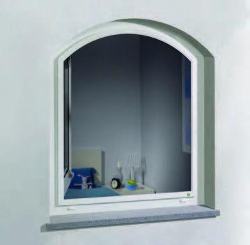 Stichbögenfenster - Insektenschutzlösungen zu finden bei Spröba