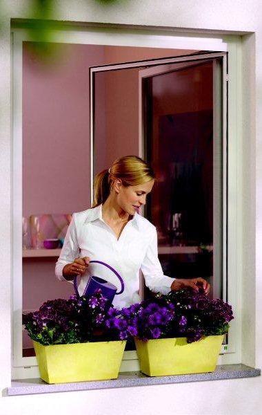 Drehrahmen für Fenster bei Spröba Insektenschutz und Alutechnik GmbH